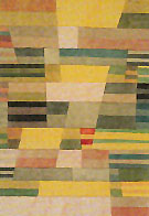 Monument in Fertile Country 1929 - Paul Klee