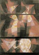 Nocturne for Horn 1921 - Paul Klee