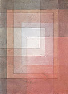 Polyphonic Setting for White 1930 - Paul Klee