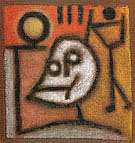 Death and Fire 1940 - Paul Klee