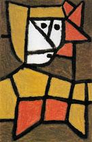 Woman in Peasant Dress 1940 - Paul Klee
