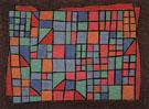 Glass Facade 1940 - Paul Klee