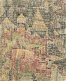 Palace Garden 1931 - Paul Klee