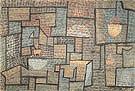 Room with Northern Exposure 1932 - Paul Klee