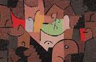 Stage Landscape 1937 - Paul Klee