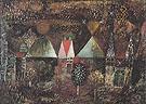 Nocturnal Festivity 1921 - Paul Klee