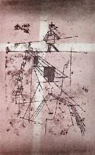 The Tightrope Walker 1923 - Paul Klee