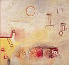 Reconstruction 1926 - Paul Klee