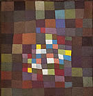 Blossoming 1934 - Paul Klee