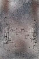 Threatening Snowstorm 1927 - Paul Klee