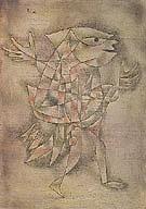 Little Jester in a Trance 1929 - Paul Klee