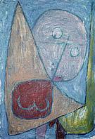 Angel Still Female 1939 - Paul Klee