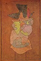 Domon Lady 1935 - Paul Klee