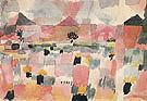 Saint German near Tunis 1914 - Paul Klee