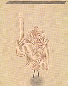 Oath of Ghosts 1930 - Paul Klee