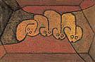 Shelter for Four 1913 - Paul Klee