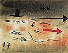 Seventeen irr 1923 - Paul Klee