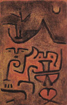 Earth Witches 1938 - Paul Klee