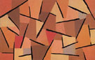 Harmonized Battle 1937 - Paul Klee