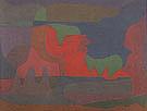 Sphinx at Rest 1934 - Paul Klee