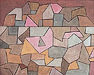 Village on Rocks 1932 - Paul Klee