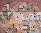 Village on Rocks 1932 - Paul Klee