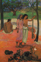 The Call 1902 - Paul Gauguin