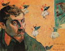 Self Portrait 1888 - Paul Gauguin