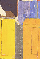Untitled Unload 1978 - Richard Diebenkorn