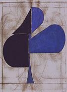 Untitled No 9 1981 - Richard Diebenkorn