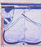 Untitled No 46 1981 - Richard Diebenkorn