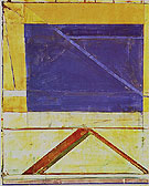 Untitled 236 1983 - Richard Diebenkorn