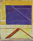 Untitled 236 1983 - Richard Diebenkorn