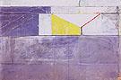 Untitled No 20 1984 - Richard Diebenkorn