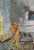 Nude in an Interior 1935 - Pierre Bonnard