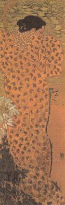 The Peignoir 1890 - Pierre Bonnard