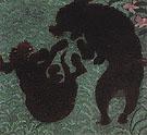 Two Poodles 1891 - Pierre Bonnard