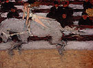 Circus Rider 1894 - Pierre Bonnard