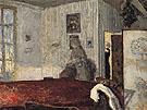 Interior with Screen 1906 - Pierre Bonnard