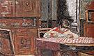 Interior with Boy 1910 - Pierre Bonnard