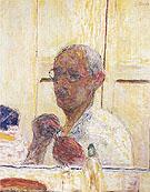 Self Portrait 1938 - Pierre Bonnard