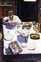 The Table 1925 - Pierre Bonnard