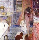 Nude in Bathroom 1932 - Pierre Bonnard