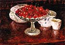 Bowl of Cherries - Pierre Bonnard