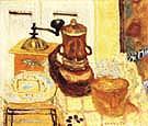The Coffee Grinder - Pierre Bonnard