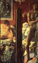 Man and Woman 1900 - Pierre Bonnard