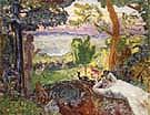 Earthly Paradise - Pierre Bonnard