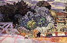 The Terrace 1918 - Pierre Bonnard