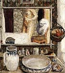 The Dressing Table 1908 - Pierre Bonnard