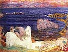 The Abduction of Europe 1919 - Pierre Bonnard
